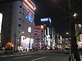 Akihabara Electric Town bei Nacht 04.jpg