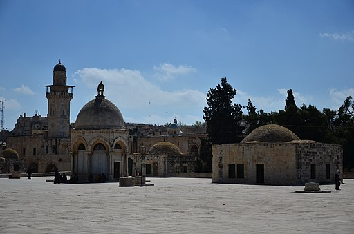 Al-Haram ash-Sharif. Temple mount. - 9031551773