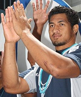 Alafoti Faosiliva Rugby player