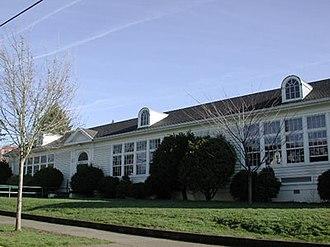 Alameda, Portland, Oregon - Image: Alameda Neighborhood