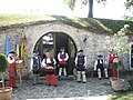 Alba Carolina Fortress 2011 - Guards-1.jpg