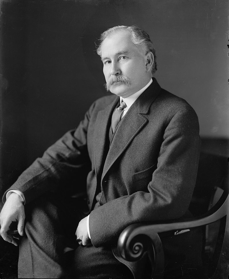 Albert Fall, teapot dome scandal, secretary of the interior