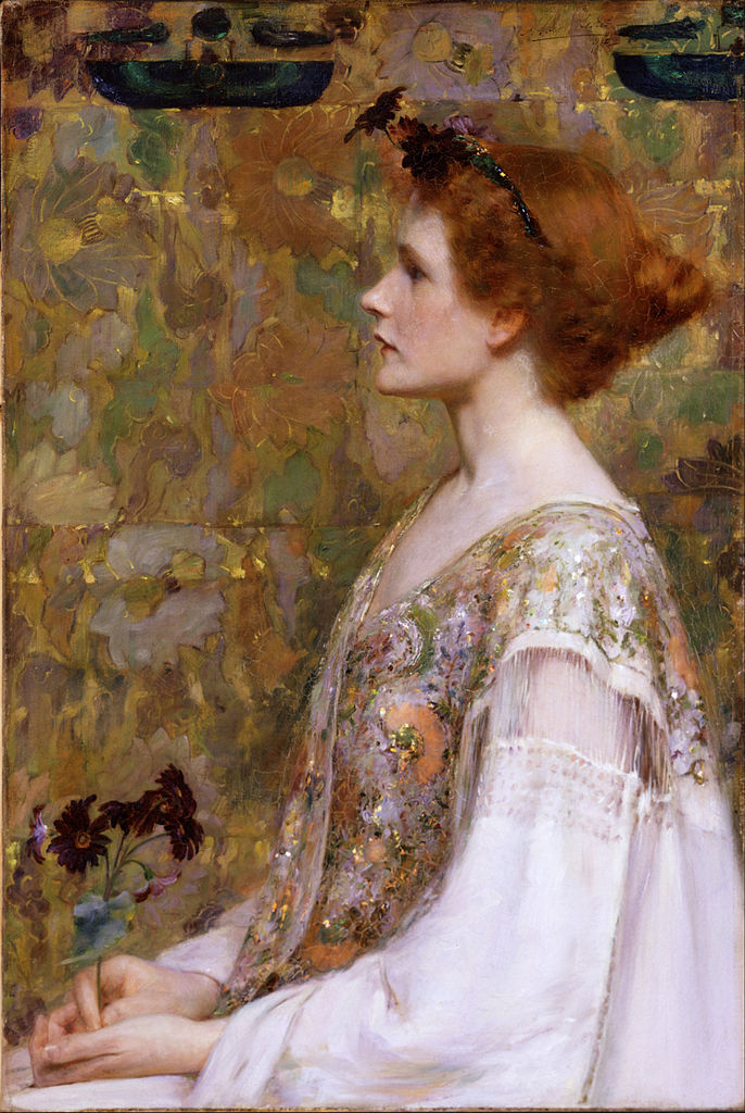filealbert herter woman with red hair google art