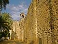 Alcazar Wall - Córdoba, Spain.jpg