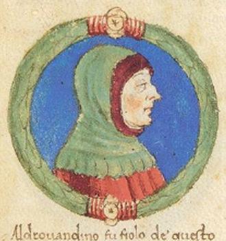 March of Ancona - Image: Aldobrandino I d'Este