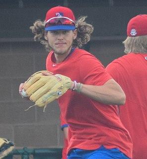 Alec Bohm American professional baseball player