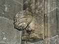 Aleppo Citadel 24 - Lion head.jpg