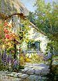 Alfred de Breanski - A Home in Devon.jpg
