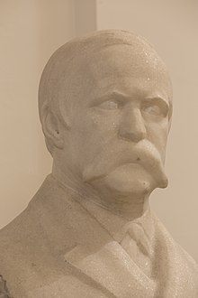 Alfred von Arneth - Bust in the aula of the academy of Sciences, Vienna - hu -8520.jpg