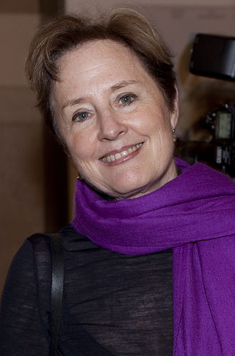 Alice Waters - Waters at the U.S. Embassy in Berlin, February 2015