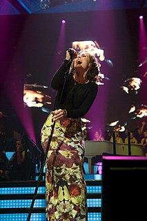 Alison Moyet English singer