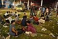 All-night Adda - Durga Puja Festival - Ballygunge Durga Puja Samiti - Maddox Square - Kolkata 2017-09-26 3956.JPG