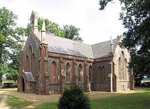Hainford - Image: All Saints, Hainford, Norfolk geograph.org.uk 319025