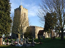 All Saints Church, Marsworth - geograph.org.uk - 325892.jpg