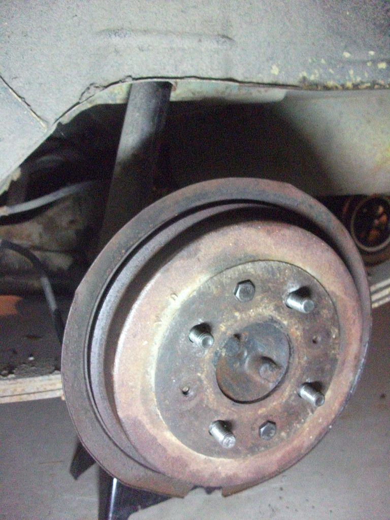replacing brake rotors on a f150 autos post. Black Bedroom Furniture Sets. Home Design Ideas