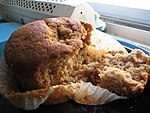 Allison's Fine Baked Goods Apple Muffin 2010.jpg