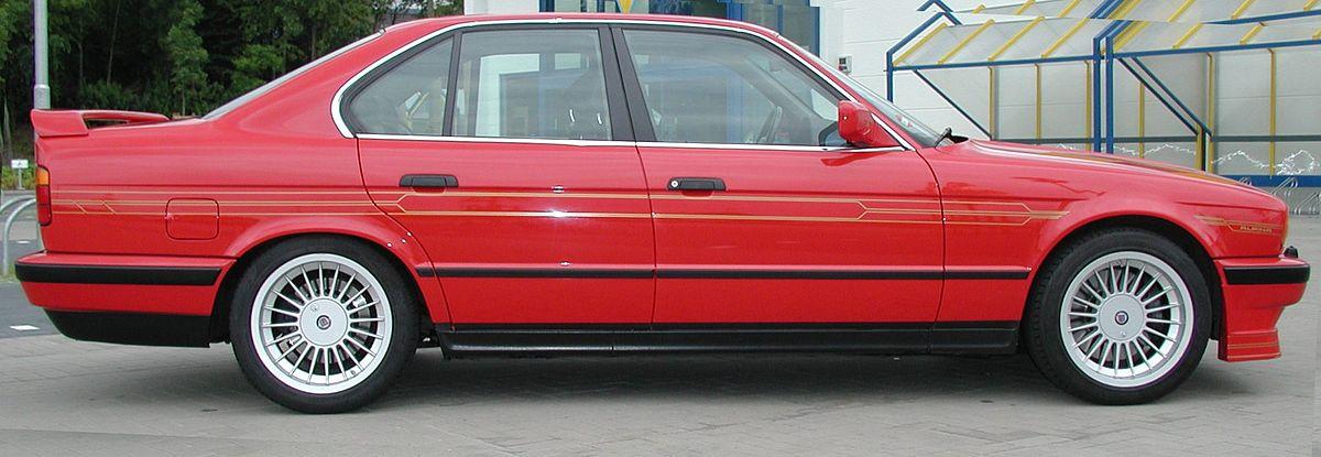 Alpina B10 Biturbo Wikipedia