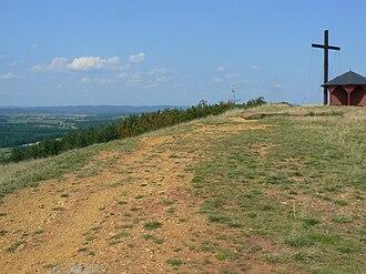 Bouxwiller, Bas-Rhin - Image: Alsace Bastberg sommet