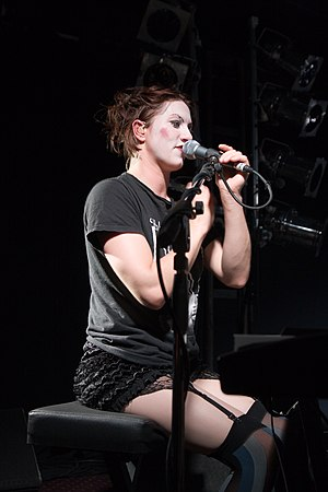 Dark cabaret - The Dresden Dolls' Amanda Palmer