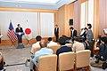 Ambassador Hagerty Addresses Reporters Upon Arrival in Tokyo (36582721226).jpg