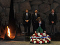Ambassador Samantha Power Visits Yad Vashem Holocaust Museum, Je (24971365972).jpg