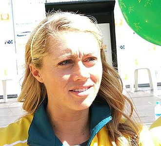 Amber Halliday - Halliday in 2008