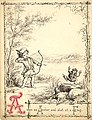 Amelia Frances Howard-Gibbon Illustrated Comic Alphabet A.jpg