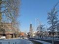 Amersfoort, de Utrechtseweg met Onze Lieve Vrouwetoren foto3 2012-12-08 13.23.jpg