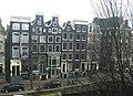 Amsterdam - Oudezijds Voorburgwal - from Museum Ons' Lieve Heer op Solder 3.JPG