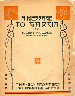 "An early reprint of ""A Message to Garcia"".jpg"