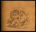 An infant giant. Drawing, c. 1794. Wellcome V0009211.jpg