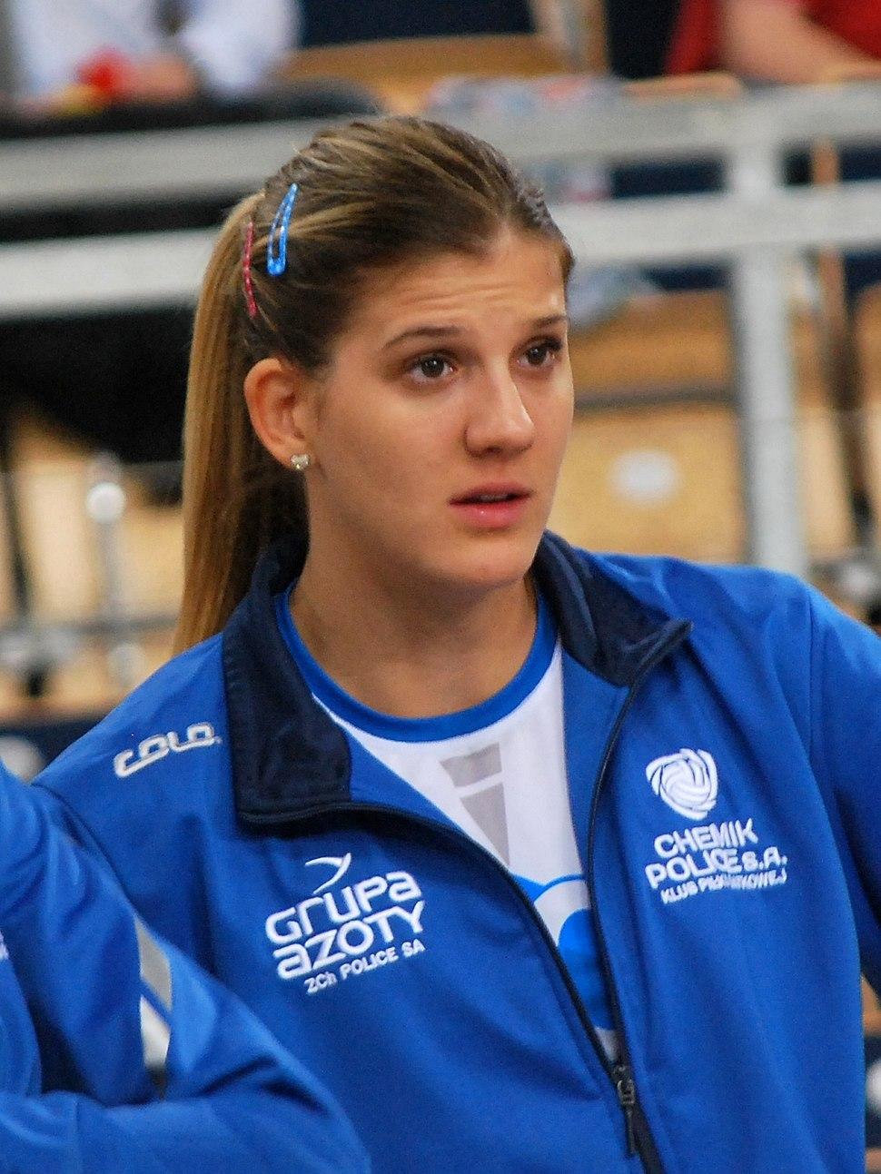 Ana Bjelica 2014