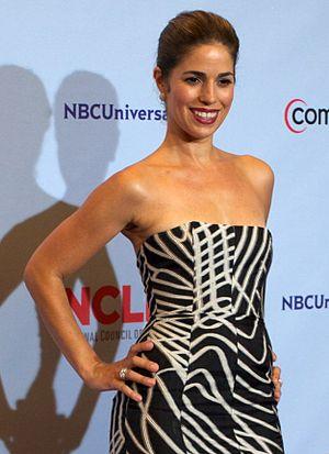 Ana Ortiz - Ortiz at the Alma Awards 2012.