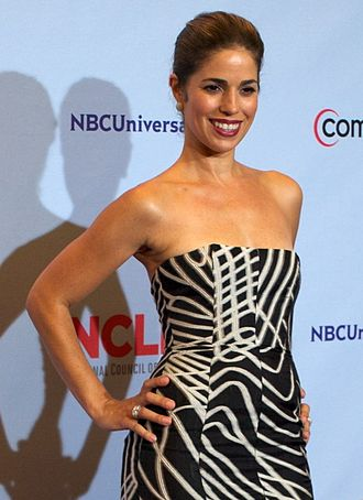 Ana Ortiz - Ortiz at the Alma Awards 2012.