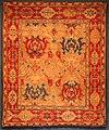 Anatolia occidentale, tappeto smirne, xvii secolo.jpg
