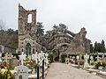 Ancient Saint Mary church in Cambados. Galicia.jpg