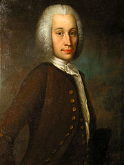 Anders Celsius, astronomer and physicist.
