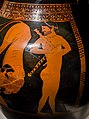 Andokides Painter ARV 4 8 Herakles and the lion - Achilles and Ajax playing (08).jpg