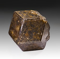 definition of andradite
