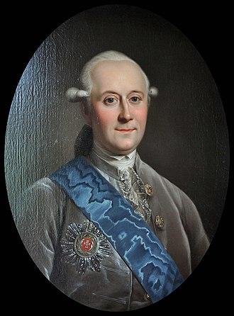 Andreas Peter Bernstorff - Image: Andreas Peter Bernstorff (1739 1797)