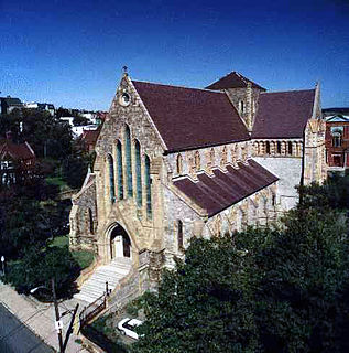 Cathedral of St. John the Baptist (St. Johns) Church in St Johns, Canada