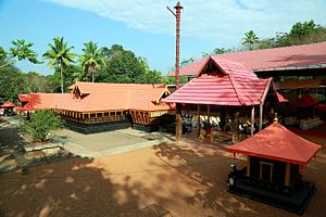 Anikkattilammakshethram - This is famous shivaparvathy temple in kerela