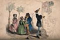 Animals dressed as gentlemen and ladies survey the medical a Wellcome V0011791.jpg