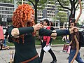 Anime North 2017 Disney Merida IMG 5054.jpg