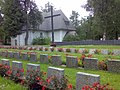 Anjalan kirkon sankarihaudat 200907.jpg