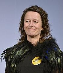 Anna Charlotta Gunnarsson in Oct, 2014.jpg