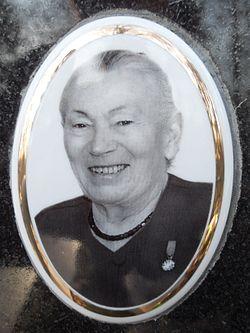 Anna Walentynowicz grave - portrait.JPG