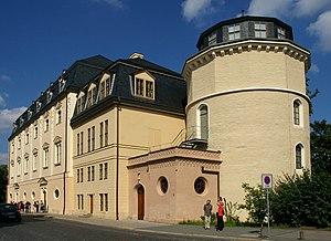 Nikolaus Gromann - Today: Ducess Anna Amalia library at Weimar