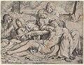 """Annibale Carracci, Pieta (the """"Christ of Caprarola""""), 1597, NGA 140827.jpg"""
