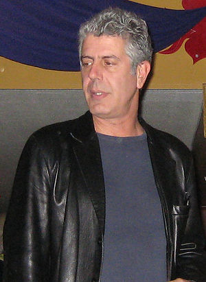 Anthony Bourdain This photo posted at this blo...